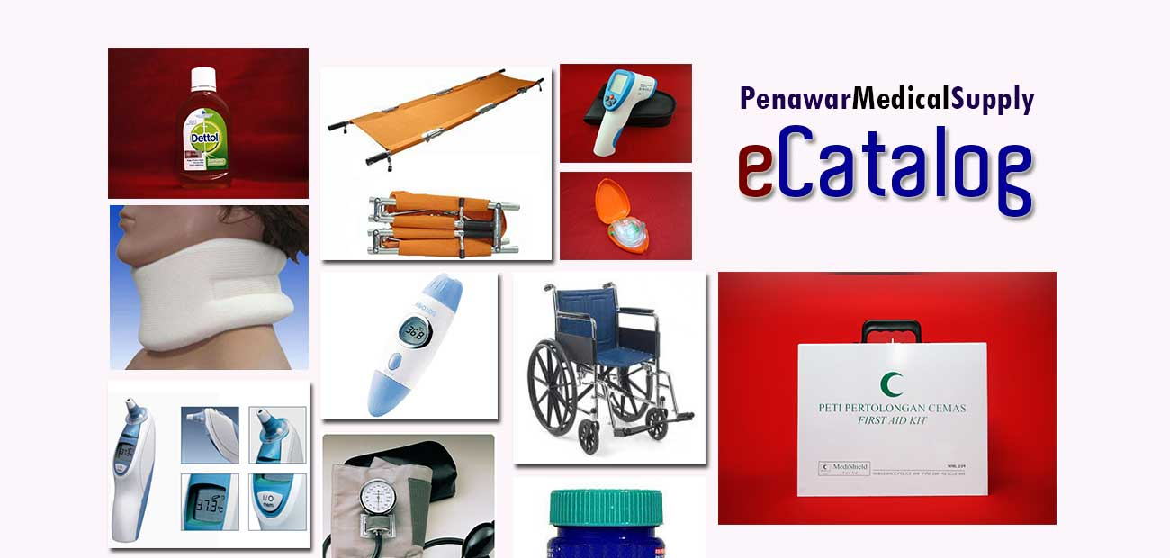 Penawar Medical Supply : eCatalog